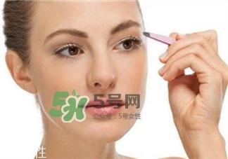 激光洗眉的原理 激光洗眉的副作用
