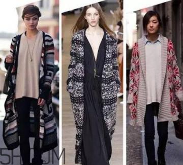 冬天针织衫怎么搭配?冬天针织衫搭配图片