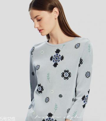 今年流行什么针织衫?揭开小清新的面纱