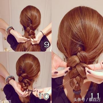 女式油头发型怎么弄 头发油怎么扎头发