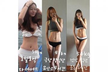 怎样半年瘦30斤 瘦身心得和减肥菜单