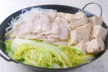 冻豆腐炖白菜的做法 美味家常菜