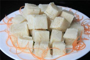 冻豆腐的做法-冻豆腐怎么做好吃