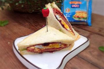 三明治里的鸡蛋怎么做 鸡蛋三明治的做法