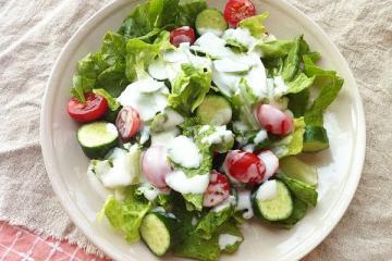 沙拉怎么做好吃 吃沙拉的好处