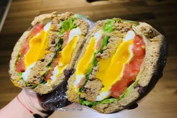 关晓彤同款三明治的做法 关晓彤同款三明治真的能减肥吗