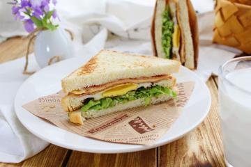 三明治的做法有哪些-三明治的不同做法