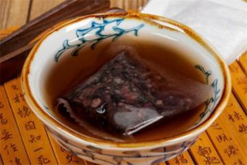 黑糯茶什么时候喝最好 黑糯茶怎么泡
