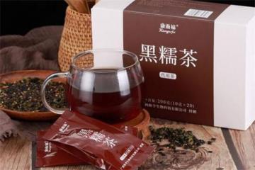 黑糯茶是什么-黑糯茶的功效