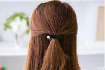 不扎头发发际线会回去吗 扎头发会让发际线后移吗